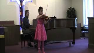 Laura Wang Plays Monti - Czardas