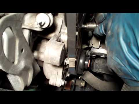 How To Replace The Water Pump On A 2006 Mazda MVP