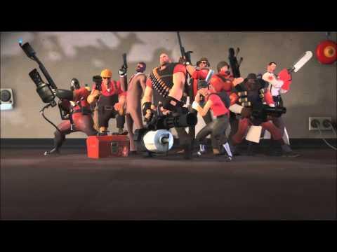 Team Fortress 2 Soundtrack: More Gun Version #1