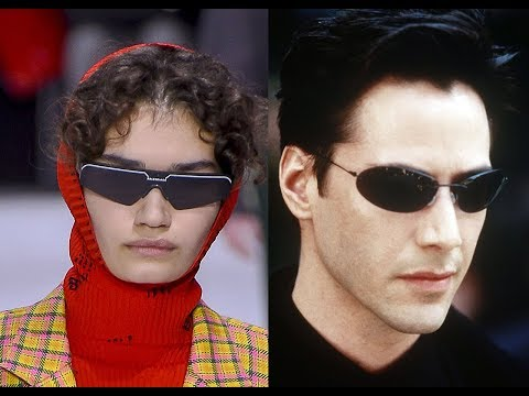 The '90s Sunglasses Trend: WWD's Style Director Alex Badia Breaks It Down