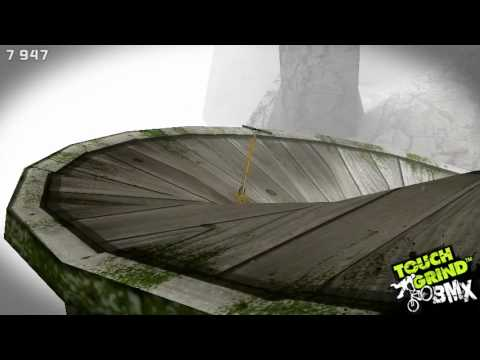 Northland | Get at least 80,000 points in a jump without getting airtime anywhere! - Touchgrind BMX