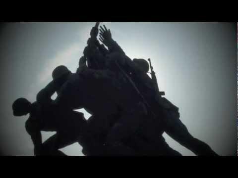 Iwo Jima Memorial and Arlington National Cemetery