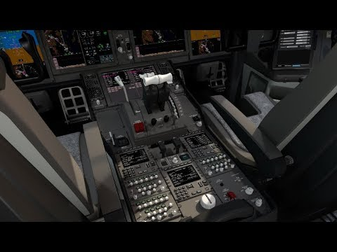 Boeing 777X Flight Deck Reveal