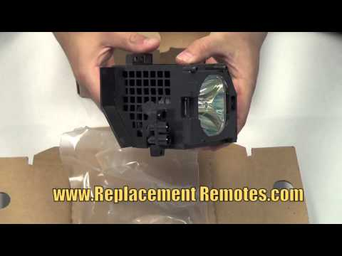 HITACHI UX21516 W/UHP Philips Bulb Projector Lamp - www.ReplacementRemotes.com