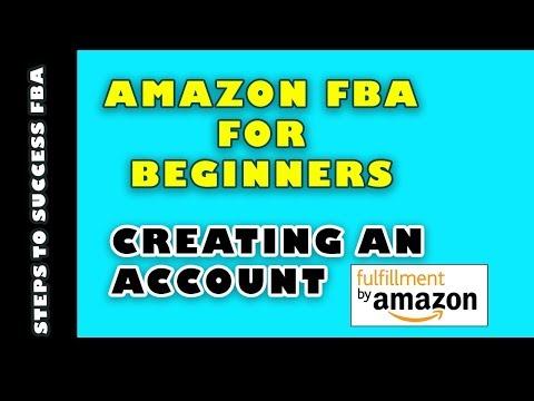 HOW TO SET UP YOUR AMAZON SELLING ACCOUNT (Amazon FBA 2017)