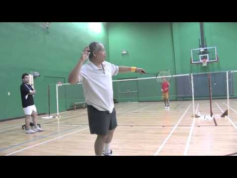 How To Smash - Badminton Tips