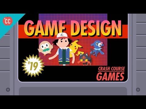 Game Design: Crash Course Games #19