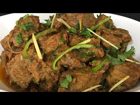 Mutton Karahi Made With Homemade Karahi Masala English Subtitles (how to make mutton karahi)