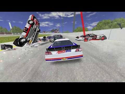 NASCAR Crashes 3|Beamng Drive