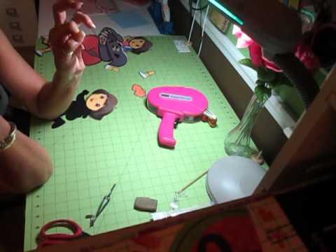 Dora DIY centerpiece