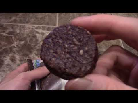 Review Emmys Coconut Cookies Dark Cacao Vegan Gluten free