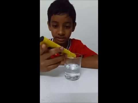 How to check Ph Level Drinking Water - Ph Meter