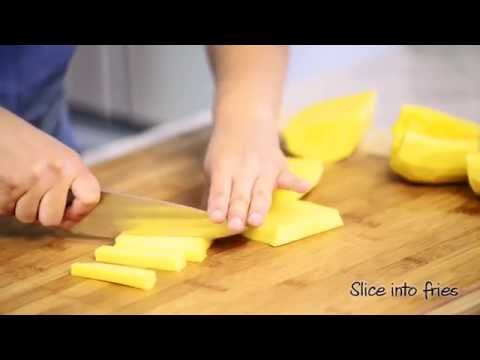 Sobeys: How to Make Butternut Squash Fries