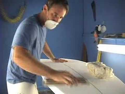 Surfboard Shaping and Design for Beginners