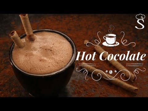 The Best Homemade Hot Chocolate Recipe | How to Make Hot Chocolate At Home by Shree's Recipes