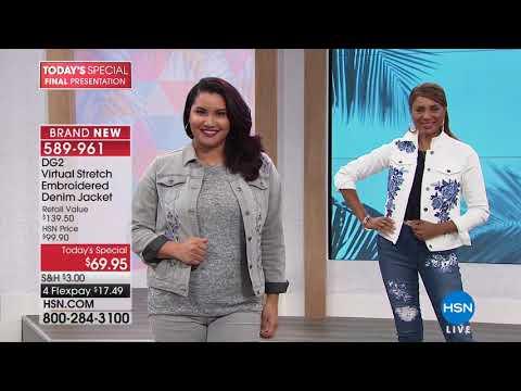 HSN | Diane Gilman Fashions 02.28.2018 - 09 PM