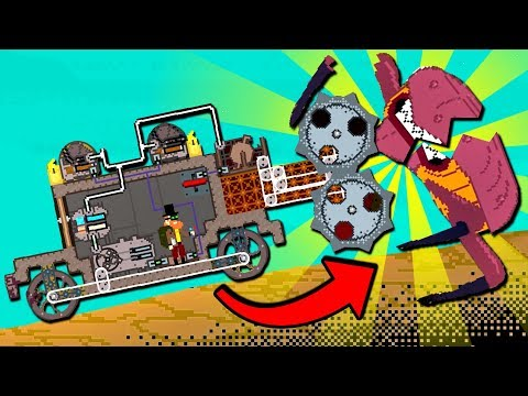 THE MIGHTY CHAINSAW OF DESTRUCTION - Mechanic Miner Gameplay