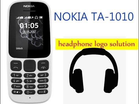 nokia ta 1010 headphone logo solution @ handsfree mode solution