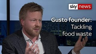 Gousto founder on the firm