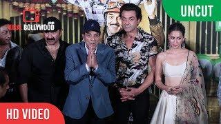 UNCUT - Yamla Pagla Deewana Phir Se Official Trailer Launch | Dharmendra, Sunny Deol, Bobby Deol