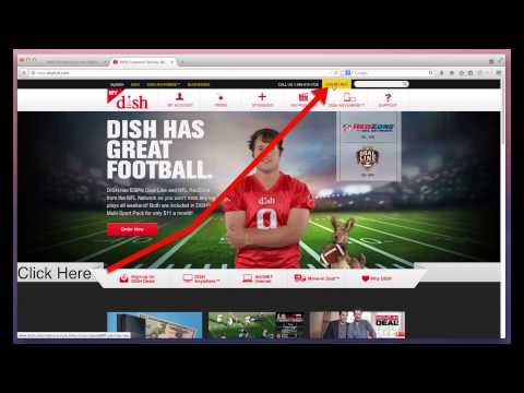 Dish Network Login and Bill Payment - dishnetwork.com/MyAccount