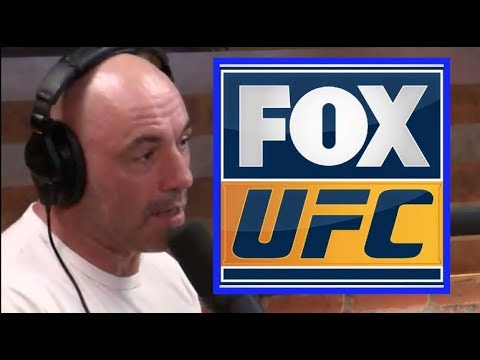 Joe Rogan - Fox Tried Telling Me How to Commentate