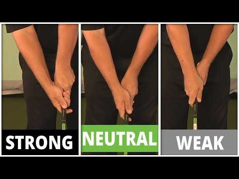 What is the PERFECT Golf Grip?? (Golf Tip)