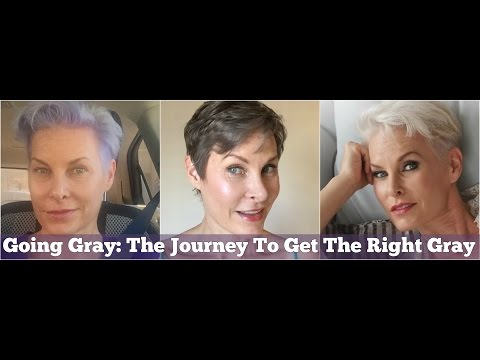 The Journey To Gray - Many Wrongs To Get Gray Right