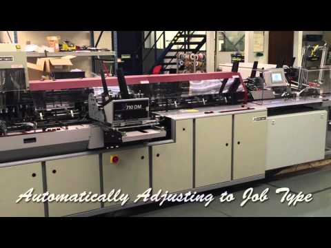 Mailing and Mechanisation - 1200CX Automated Mail Inserting System