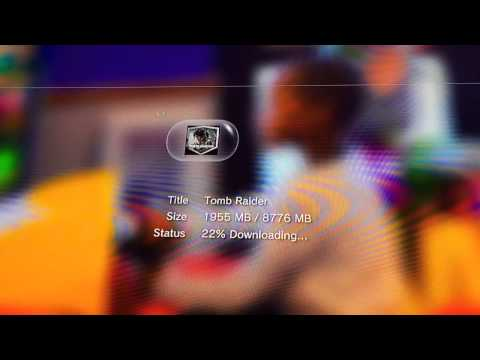 PS3 Download Speed Test