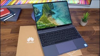 Download Huawei MateBook 13 Unboxing! Video