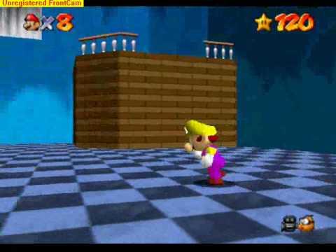 Super Mario 64: Luigi Adventure : Mario and Wario