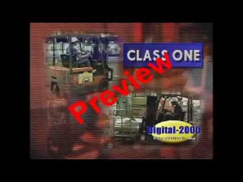 OSHA Forklift Training Video from SafetyVideos.com