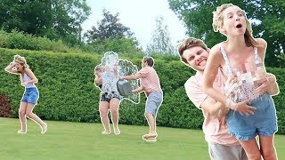 THE BIG WATER FIGHT!