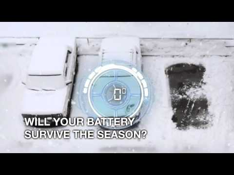 See How Cold Temps Affect Your Toyota Battery
