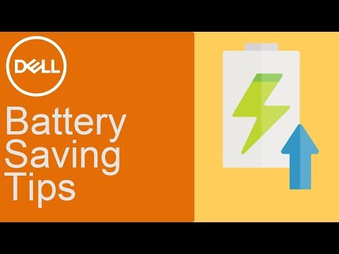 How to Extend Battery Life (Official Dell Tech Support)