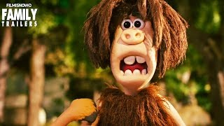 Early Man | Teaser trailer for new film from Wallace and Gromit creators