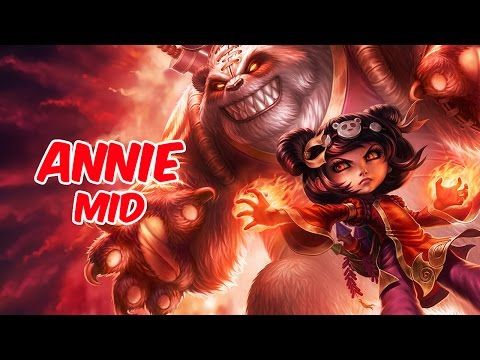Annie Mid vs Yasuo - Diamond - Season 5 - Patch 5.15