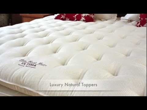 What is the best quality most comfortable luxury natural mattress topper in UK? Wool fillings.