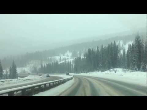 DENVER TO ASPEN - OUR FIRST ROAD TRIP IN COLORADO