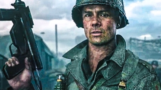 CALL OF DUTY: WWII Reveal Trailer (2017) World War 2