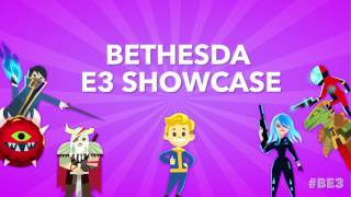 #BE3 2017 - Fun & Games in Bethesdaland!