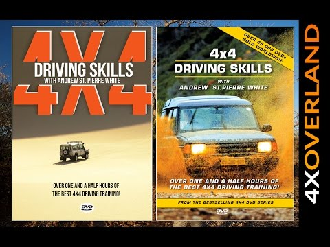 HOW TO DRIVE A 4X4. FULL FEATURE VIDEO. From 4xOverland