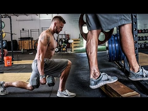Leg Specialization for Athletic Muscle