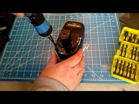 Let's dissect an off-brand Ryobi one plus battery