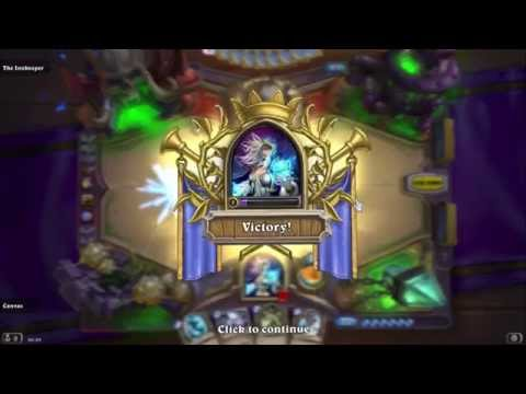Unlocking All Classes + 100 Gold! - Hearthstone