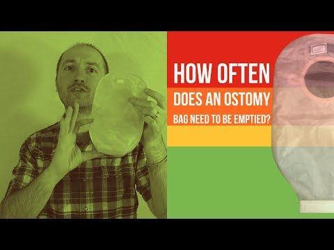How Often Does an Ostomy Bag Need to Be Emptied?