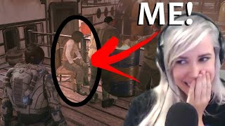 GEARS 5: reacting to my voice in the game! :D