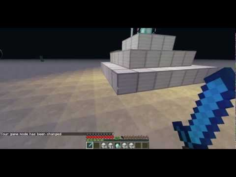How to Build a Beacon Temple In Minecraft 1.4.2