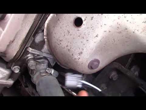 00 Honda Accord  P0135 codigo de sensor de oxigeno parte 1